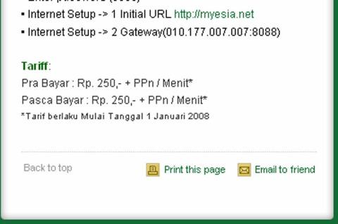 Price Esia